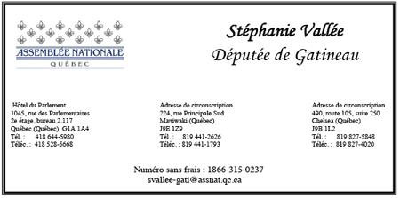 StephanieVallee-DeputeGatineau